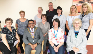 Mayor at Wellbeing Group