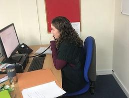 Beth in the Office.jpg