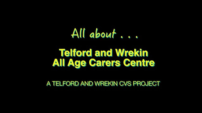All about the All Age Carers Centre