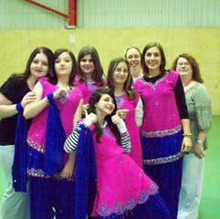 Bangra Dancing
