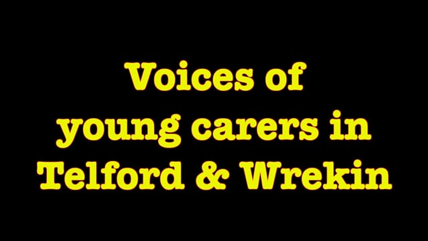 Young Carers Voices