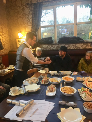 Wellbeing Group Christmas Meal