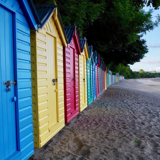 Beach Huts Serena