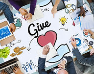 Give Donations Volunteer Welfare Support