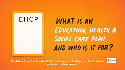 What is an EHCP?