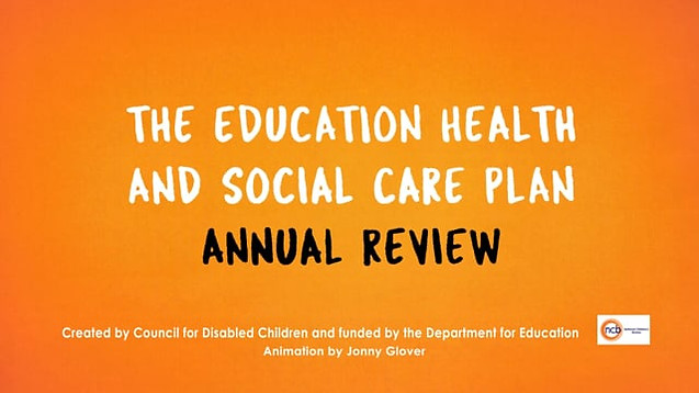 EHCP Annual Review