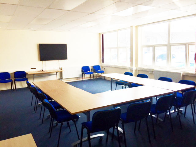Liz Yates Meeting Room