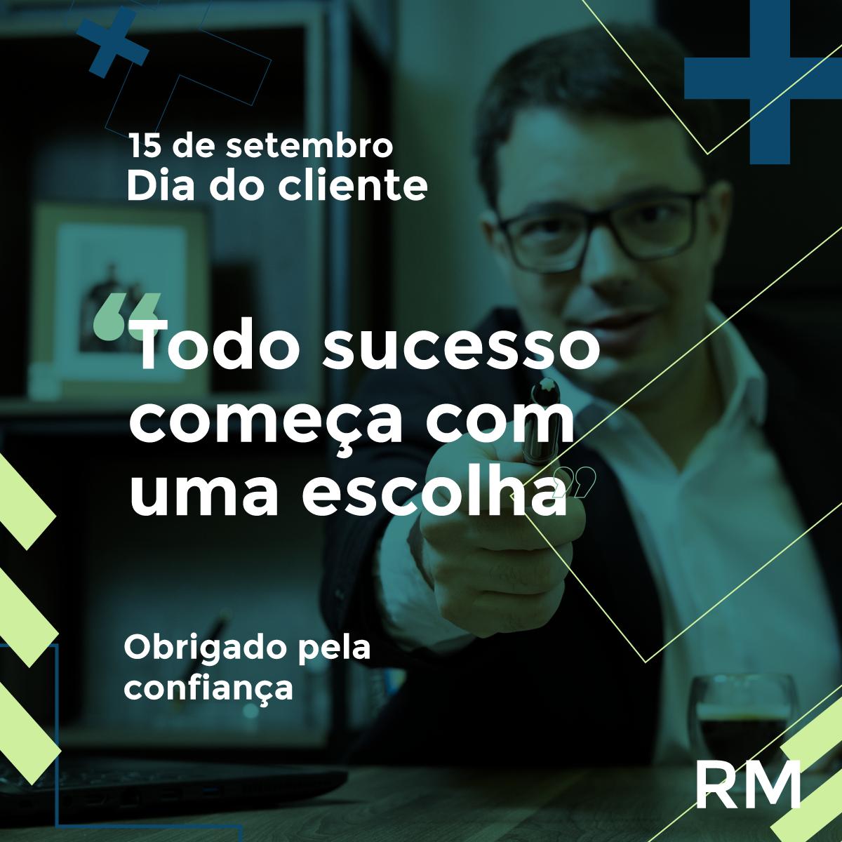 Cliente: Rodrigo Mazzei - Dia do Cliente