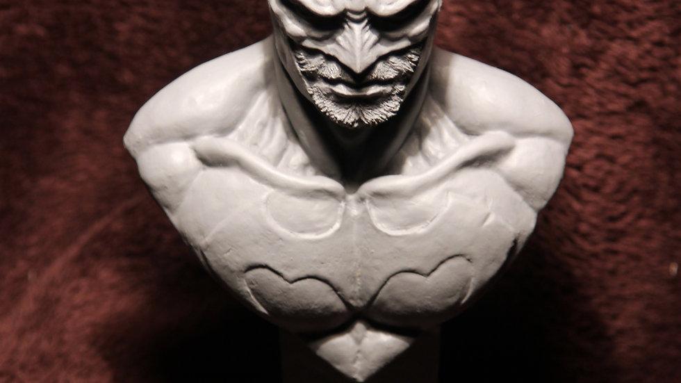 Batman 1/4 bust resin kit