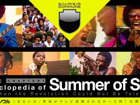 8月25日に放映された、DOMMUNEでの特別プログラム「サマー・オブ・ソウル(あるいは、革命がテレビ放映されなかった時)」のアーカイブがAmazon Musicで公開中です