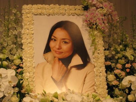 深浦加奈子お別れ会より一週間目の追悼