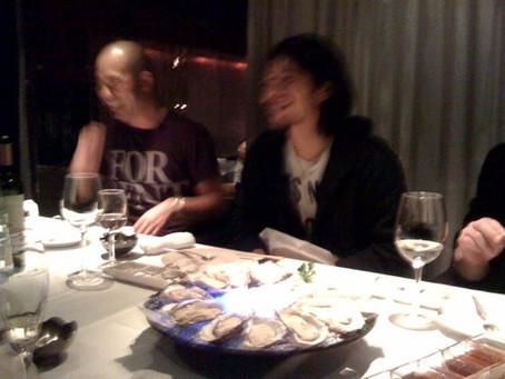 12月のいろいろなこと。シェフズの上海蟹、シュープリームス、アマランス仮面、銀座の慎太郎など