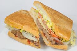 Cheeseburger Cuban