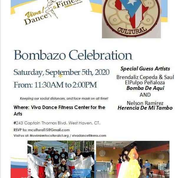 Bombazo Celebration!