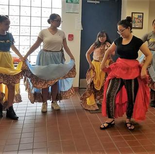 Bomba Dance Workshop