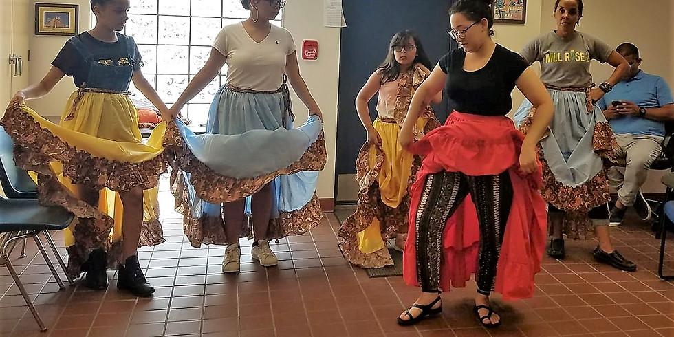 Community Workshops! - Drumming & Dancing