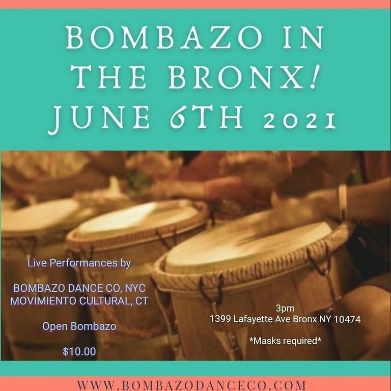 Bombazo in the Bronx