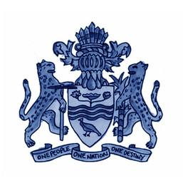 Coat of Arms of Guyana - Watercolour