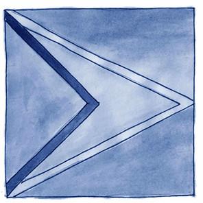 The Golden Arrow - Watercolour