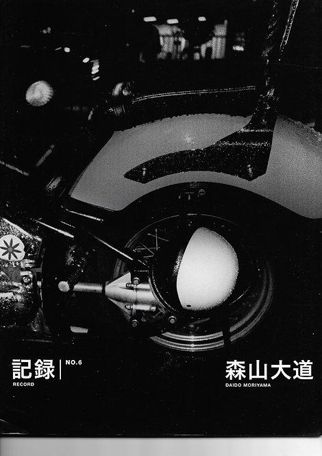 Daido Moriyama,Record N°6