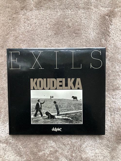 Josef Koudelka,Exils