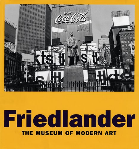 Lee Friedlander,The Museum of Modern Art Peter Galassi