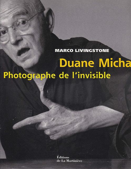 Duane Michals, photographe de l'invisible