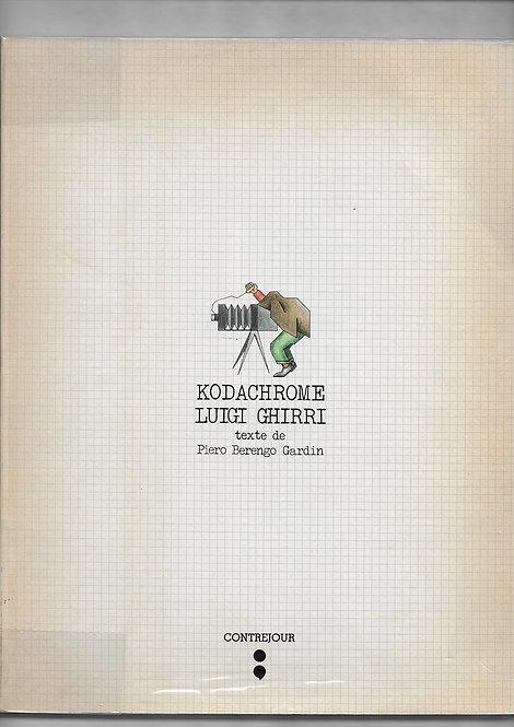Kodachrome - Luigi Ghirri