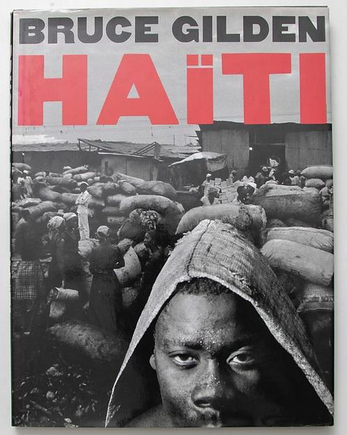 Bruce Gilden,Haïti