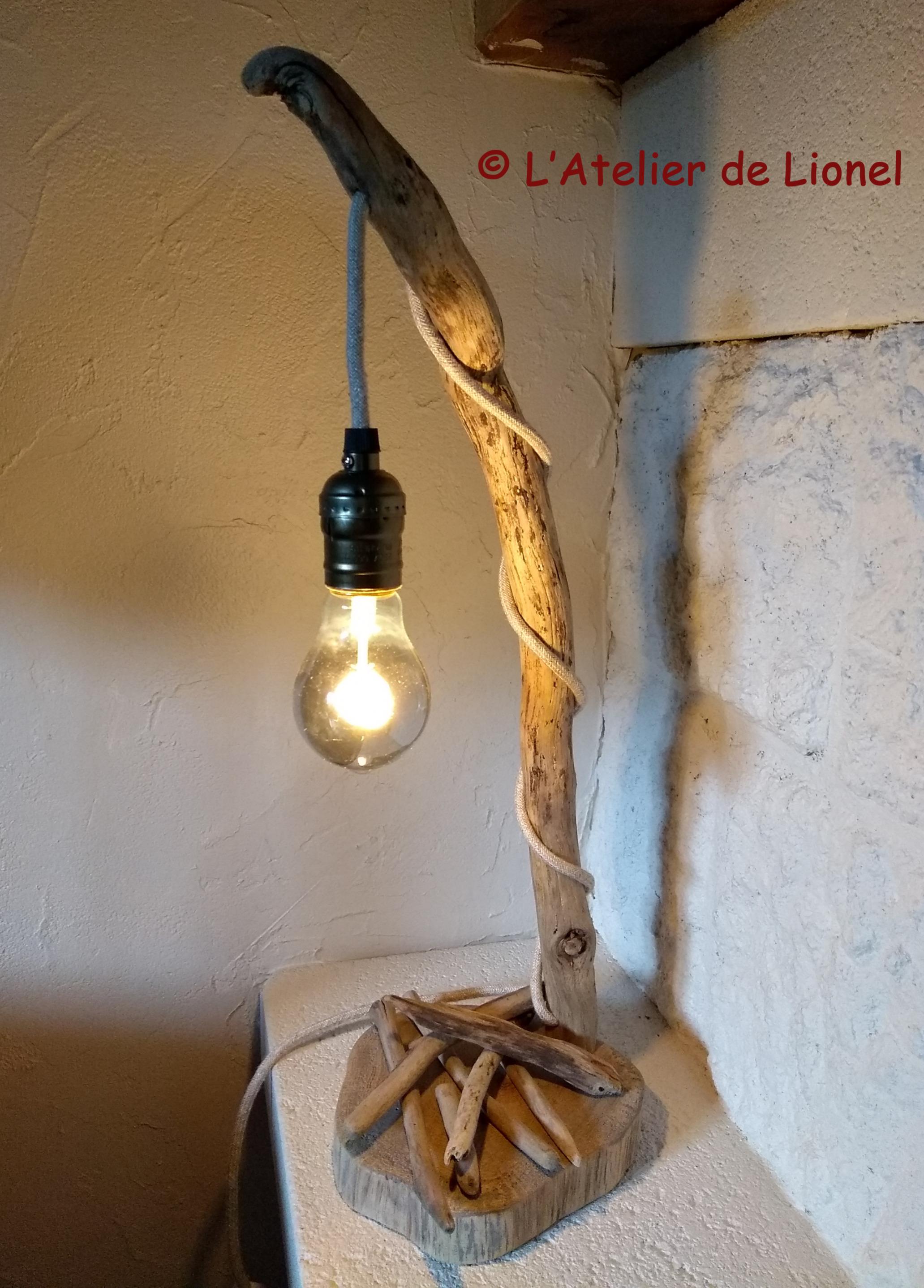 Créations En Bois Flotté bois flotté l'atelier de lionel créations artisanales fay