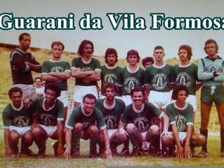 Guarani da Vila Formosa - 1976