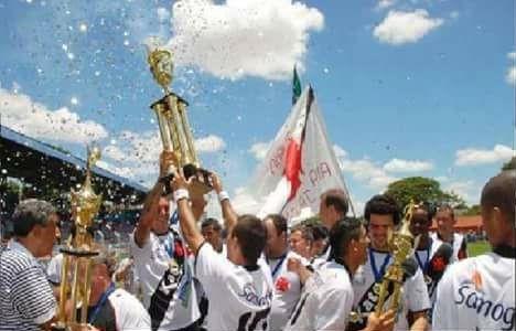 Campeão Vasco Ana Jacinta FC.