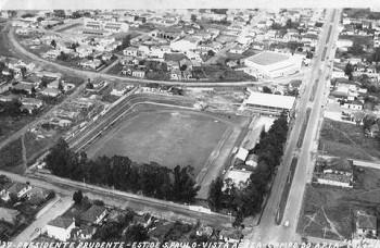 Estádio Felix Ribeiro Marcondes, em Presidente Prudente-SP