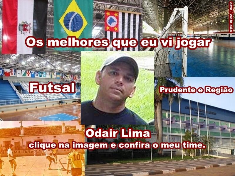 Os melhores do Odair Lima