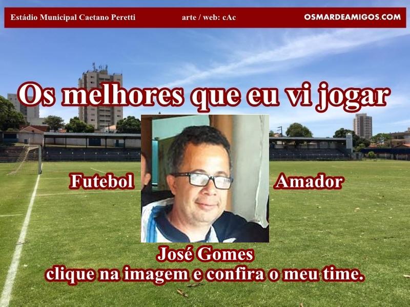 Os melhores do José Gomes