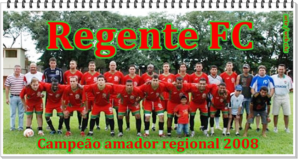 Regente FC - 2008