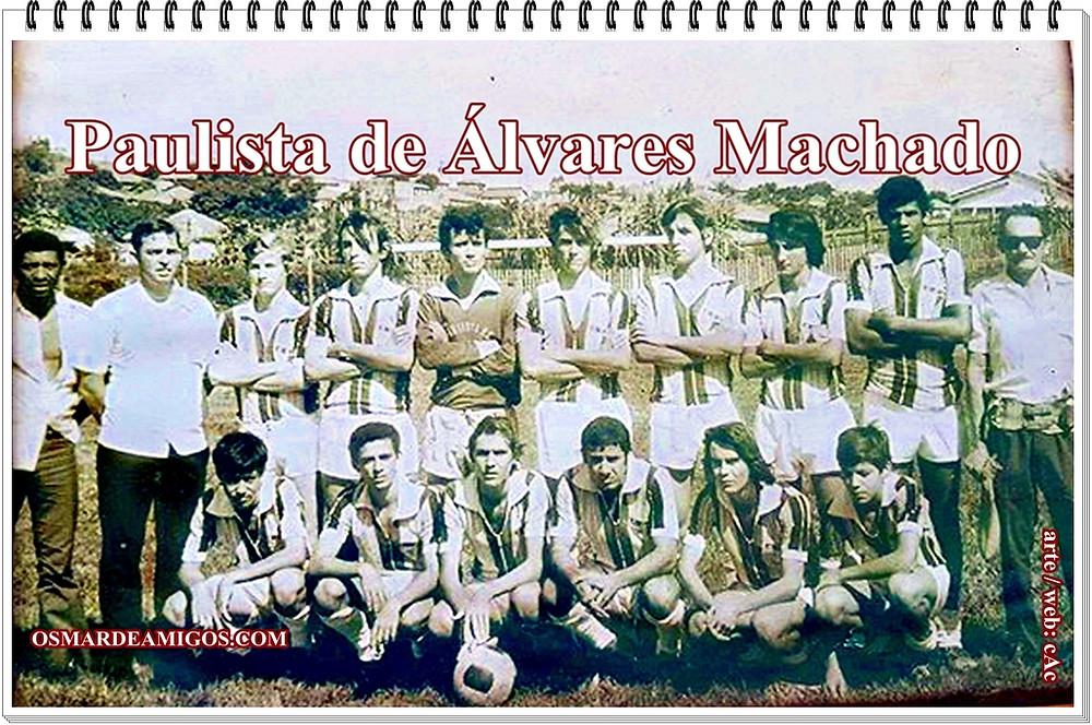Paulista de Alvares Machado