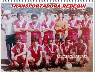 Transportadora Rebéqui - 1980