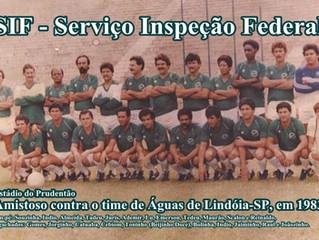 SIF - Serviço Inspeção Federal - 1983