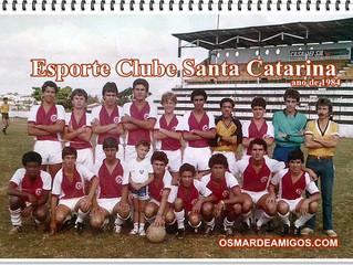 Santa Catarina / Juvenil - 1982