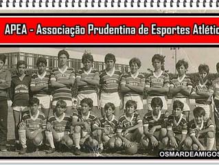 Prudentina - time juvenil de 1972
