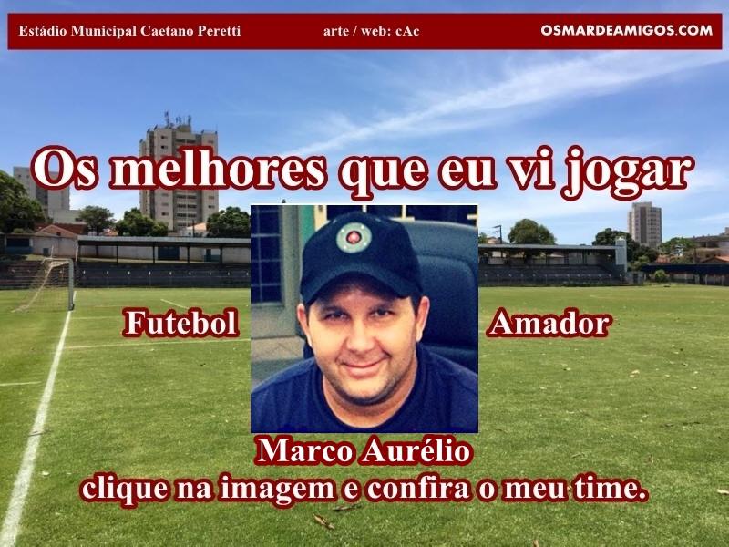 Os melhores do Marco Aurélio