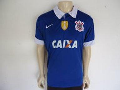 Replica Camisa do Corinthians / Caixa /