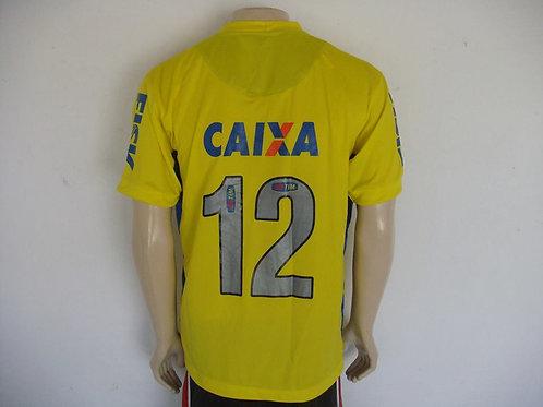 Replica Camisa do Corinthians / Caixa / Fisk