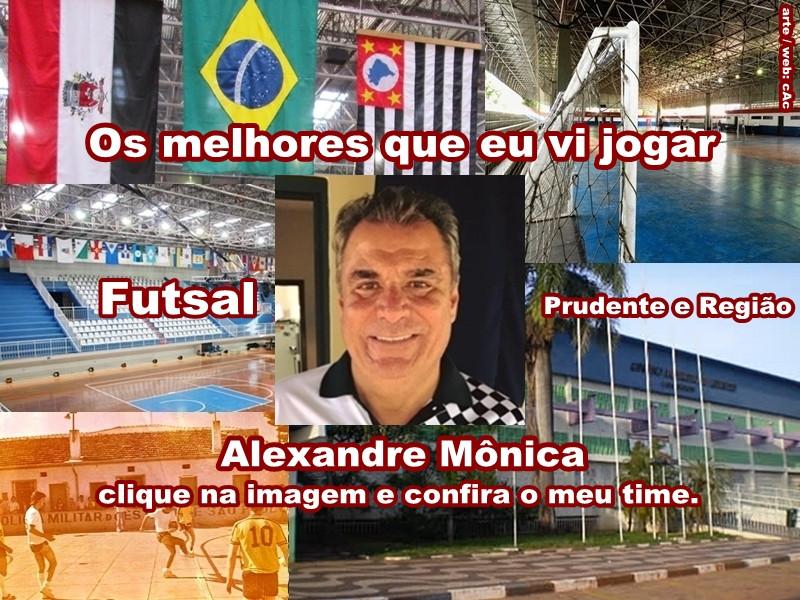 Os melhores do Alexandre Mônica
