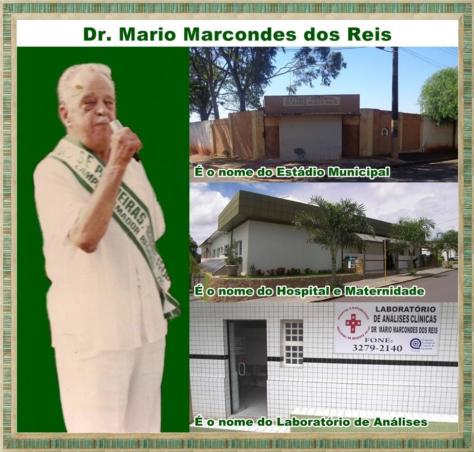 Dr. Mario Marcondes dos Reis