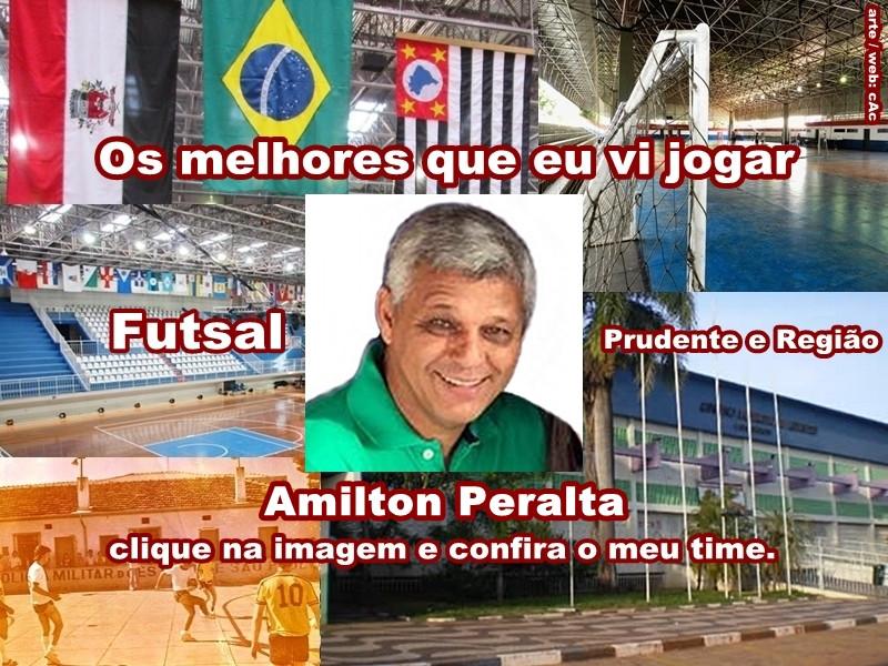 Os melhores do Amilton Peralta