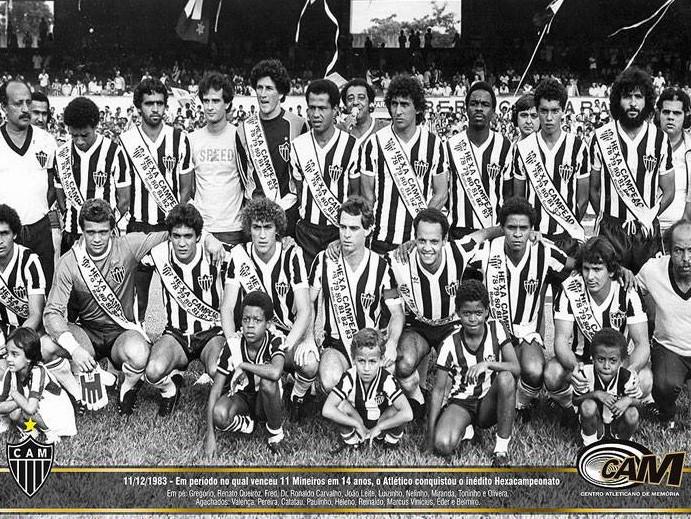 Clube Atlético Mineiro.