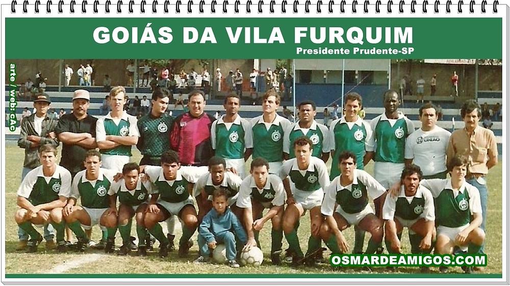 Goiás da Vila Furquim de 1992
