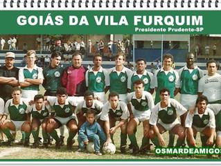 Goiás da Vila Furquim - 1992